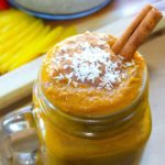 Pumpkin Spice Smoothie (Vegan)