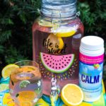 Natural Calm Magnesium Iced Tea